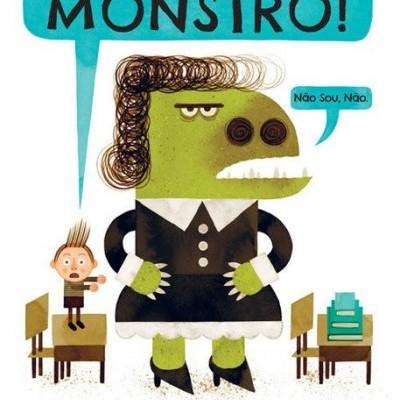 A minha Professora é um Monstro