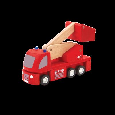 Camião dos Bombeiros [madeira]