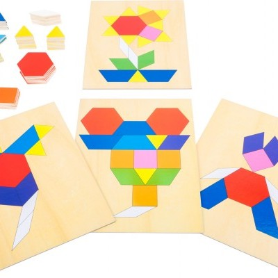 Caixa de Mosaicos