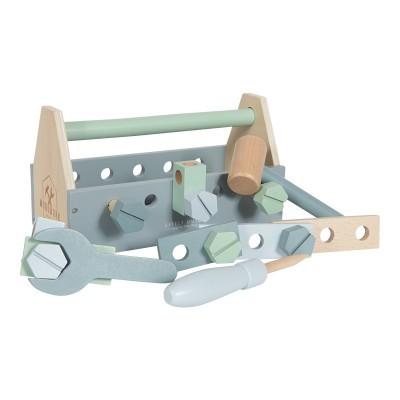 Caixa de ferramentas [madeira]