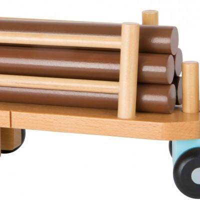 Camião de transporte de Madeira [madeira]