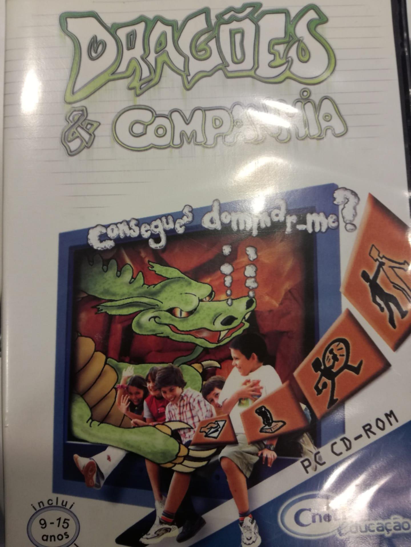 Dragões e companhia