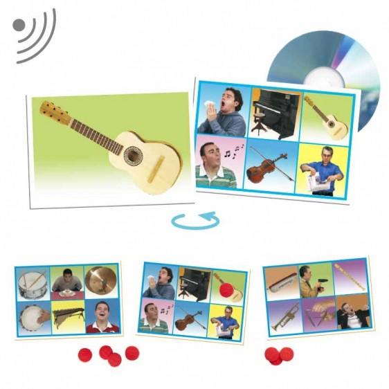 Bingo - 25 sons de Instrumentos