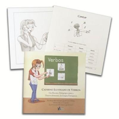 Caderno Ilustrado de Verbos
