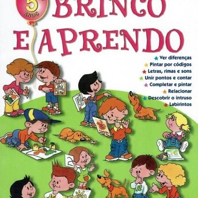 COLETÂNEA BRINCO E APRENDO