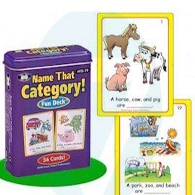 Aprender as categorias lexicais