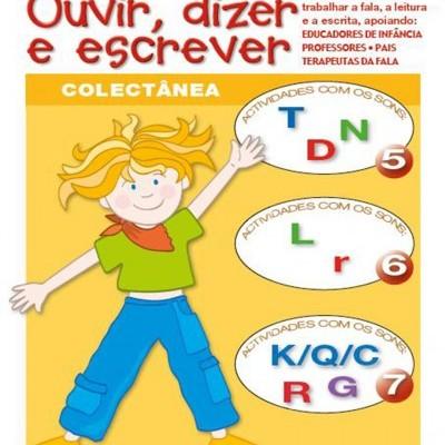 Colectânea Ouvir, Dizer e Escrever 5 a 7