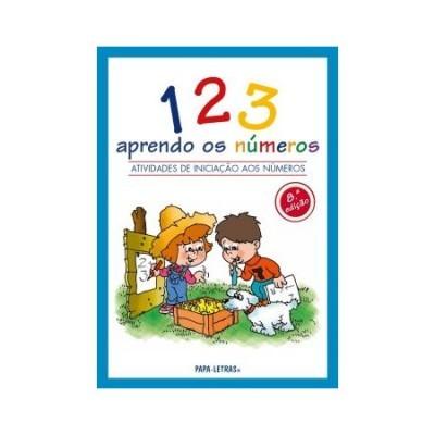 123 - Aprendo os números