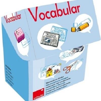 Vocabulário - Escolas e Meios de Comunicação