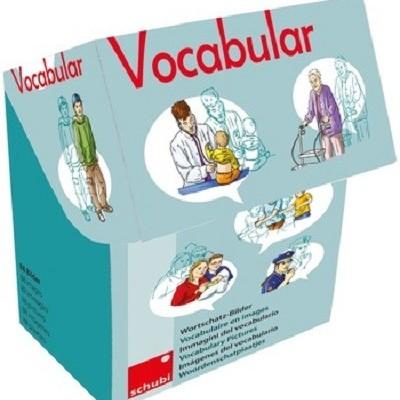 Vocabulário - Meio Familiar e social