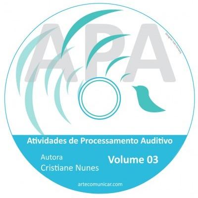 APA - Atividades do Processamento Auditivo - vol.3