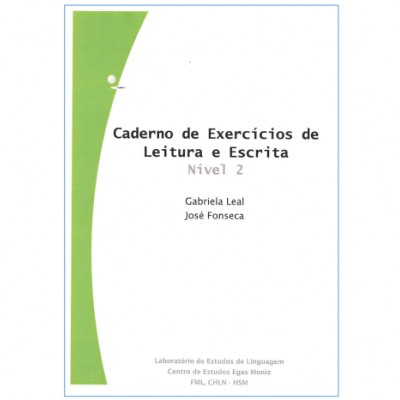 Cadernos de Exercícios de Escrita e Leitura (nível 2)
