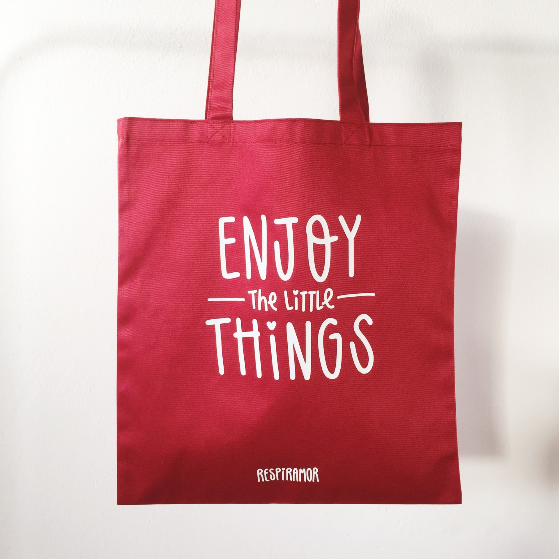 Tote Bag Bordeaux | Enjoy The Little Things