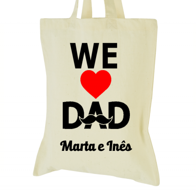 Saco Prenda We Love Dad