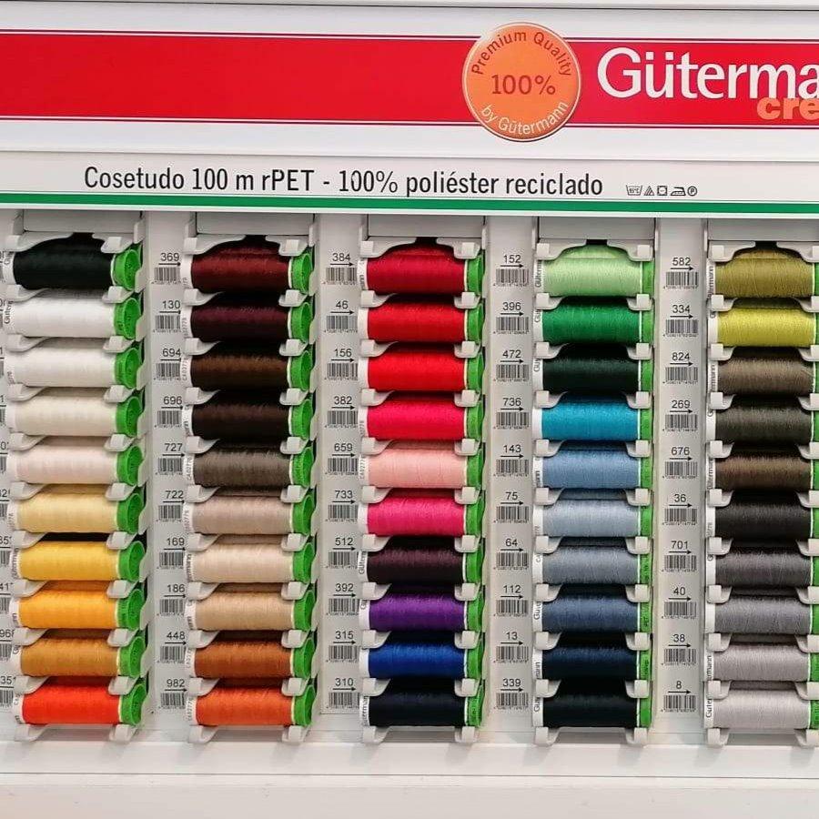 Linhas de costura - Gutermann 100m