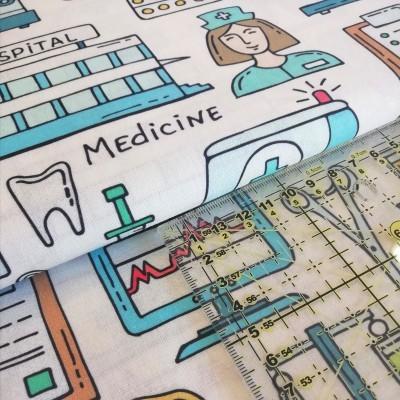 Tecido Medicine - Hospital