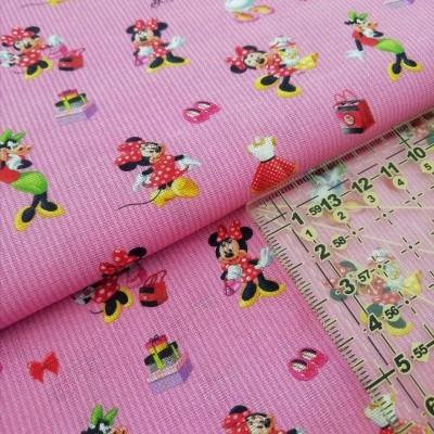 Tecido Disney - Minnie & friends