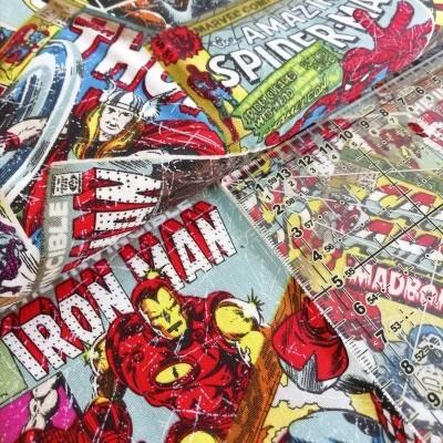 Tecido Marvel - avengers