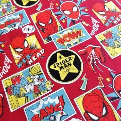 Tecido Marvel - Spiderman