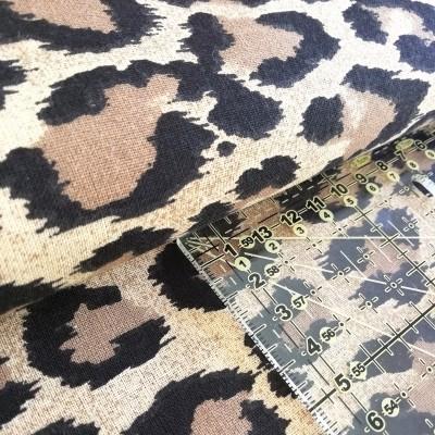 Tecido padrão tigresa