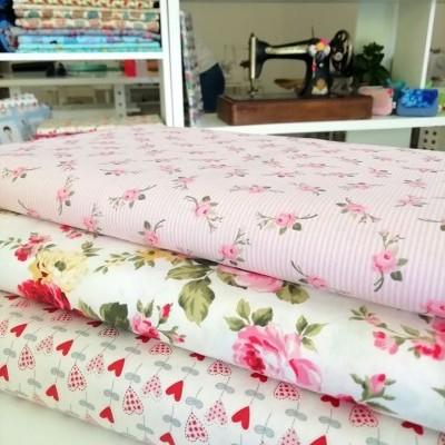 Tecidos de algodão