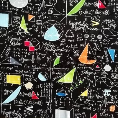 Tecido Matemática