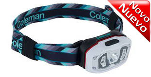 Frontal LED CXS+ 80 Coleman