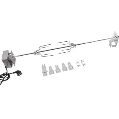 Espeto rotativo eléctrico para grelhador