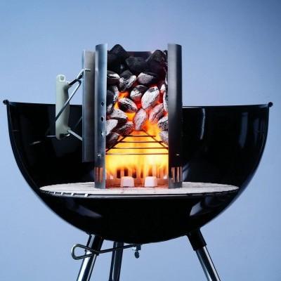 Kit Chaminé de acendimento de carvão