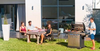 Barbecue de sonho no seu jardim