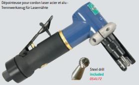 Despontador de cordões laser