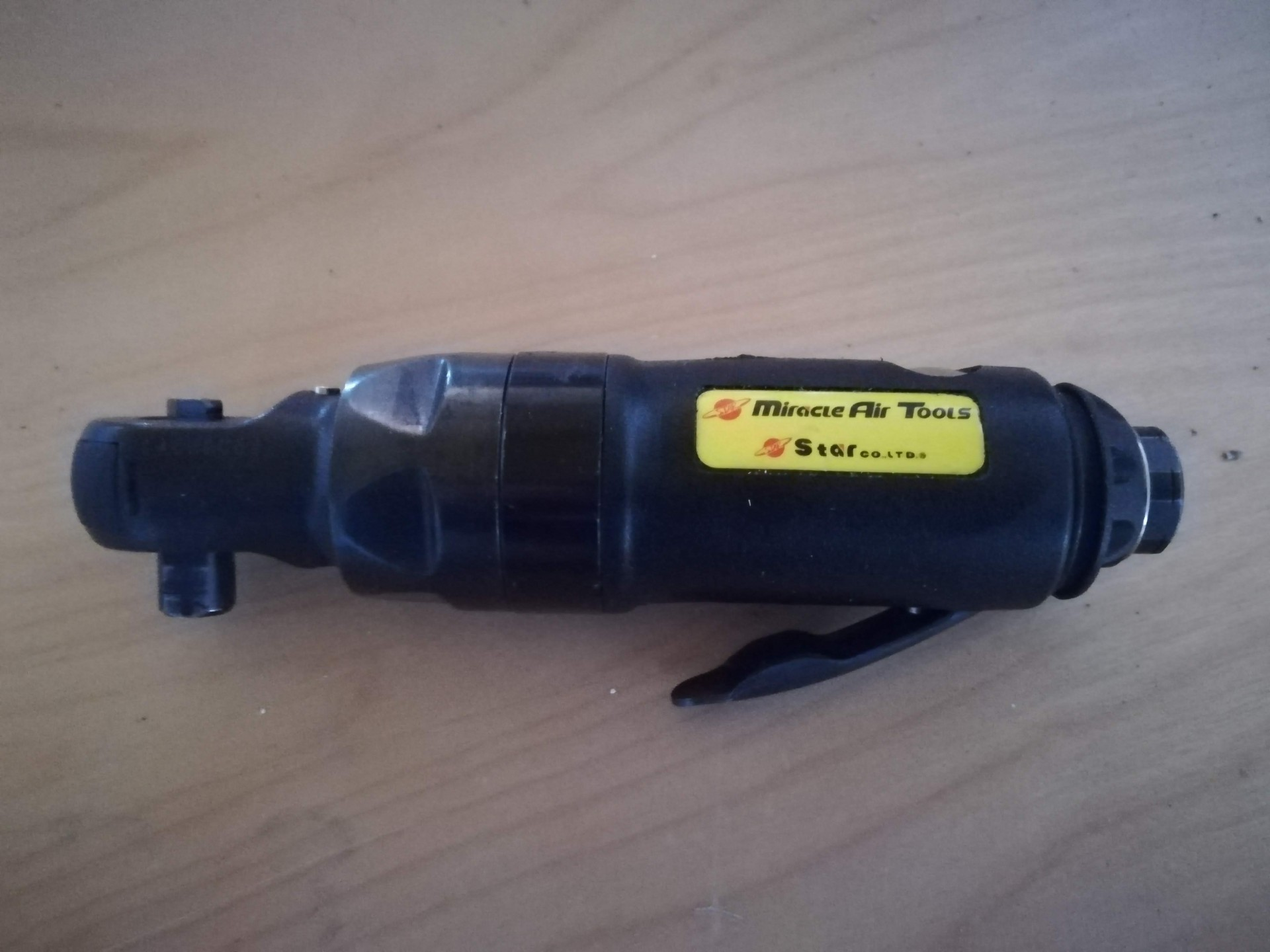 """Chave de impacto pneumática  1/4"""" 68Nm"""