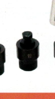 Vasador 18,5 mm para encaixe de sensores