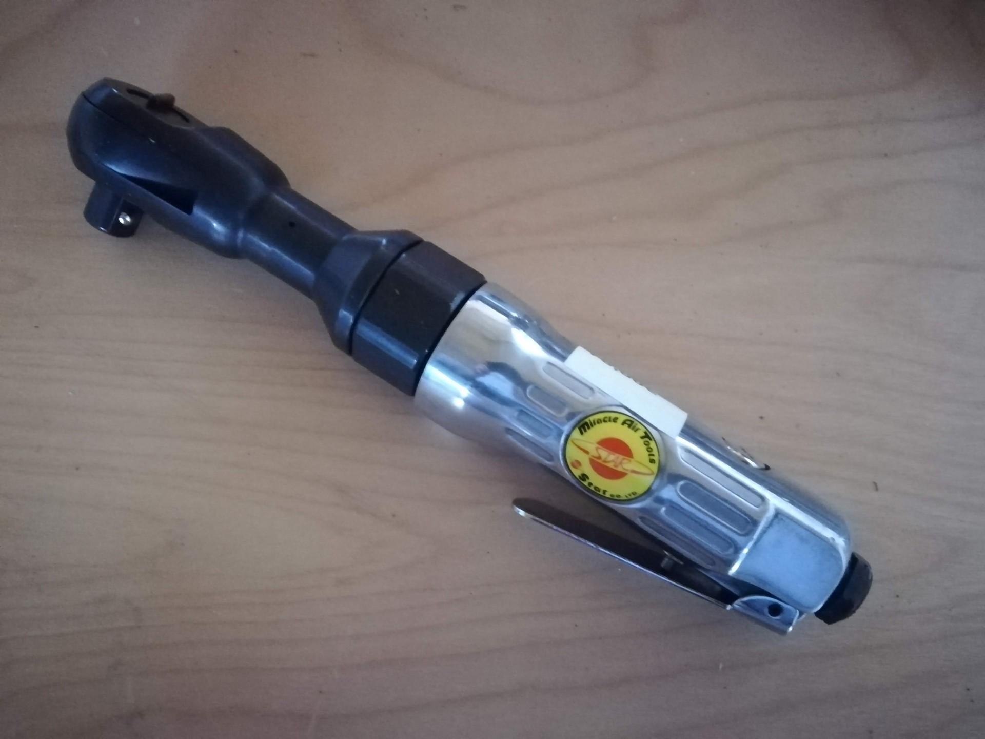"""Chave de impacto pneumática  1/4"""" 54Nm"""