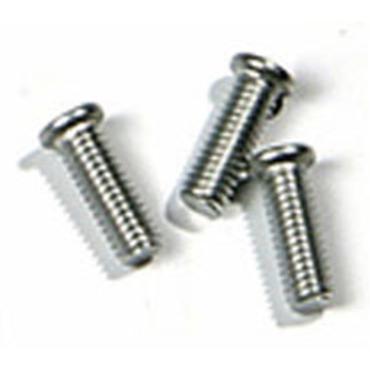 Bits Alumínio roscados Ø6mm 100 unid
