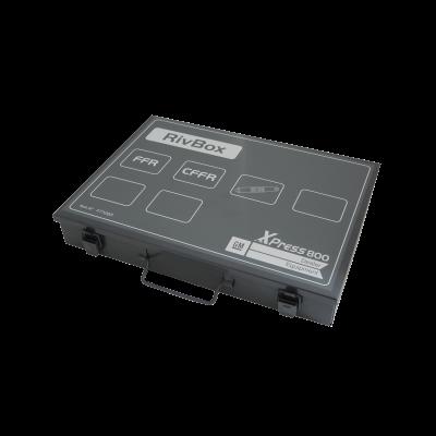 Rebites para caixas de sortimento GM - RivBox N ° 3