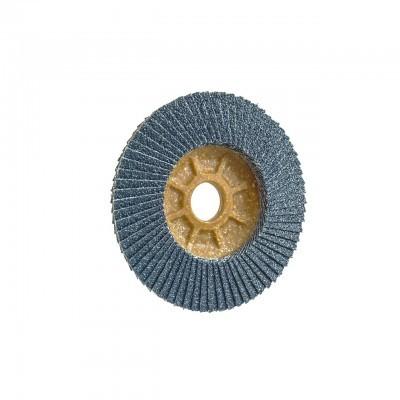 "Discos de lamelas PLANTEX® COOL TOP® UNIVERSAL 115 x 22,2 mm, Grão 60 ""Kits 10 unid"""