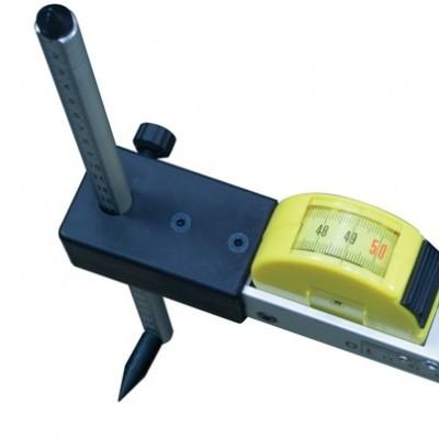 Régua métrica telescópica