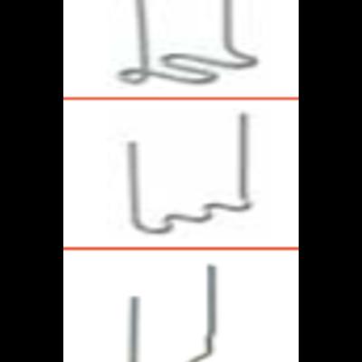 Agrafos pré-cortados 3 modelos