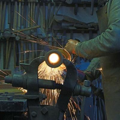 "Discos de lamelas TRIMFIX® HELLFIRE® 125 x 22,2 mm, Multigrão 40/60 ""Kits (10 unid"")"