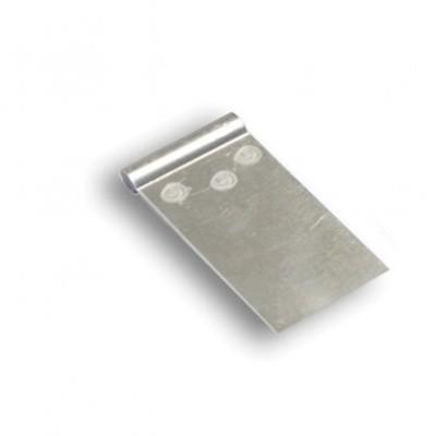 Chapas de alumínio /soldar
