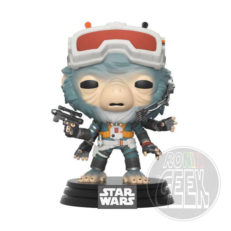 FUNKO POP! Star Wars: Solo - Rio Durant