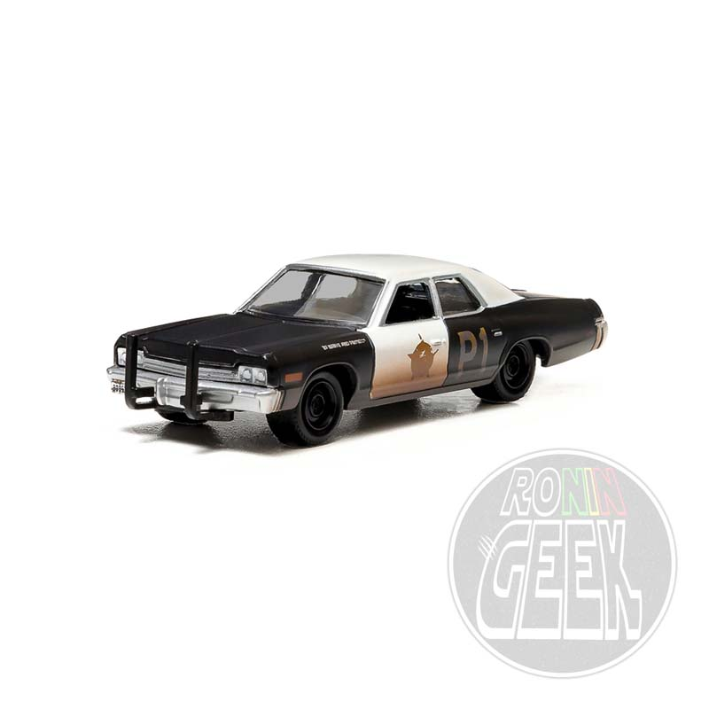 GREENLIGHT COLLECTIBLES Blues Brothers - 1974 Dodge Monaco 1/64