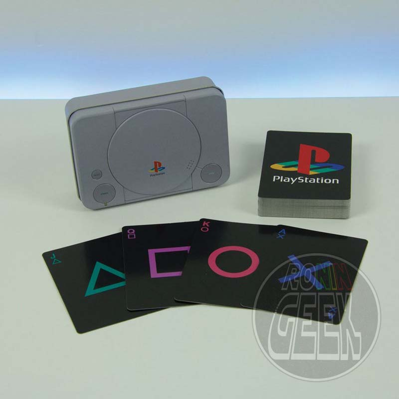 Sony PlayStation Playing Cards PS1