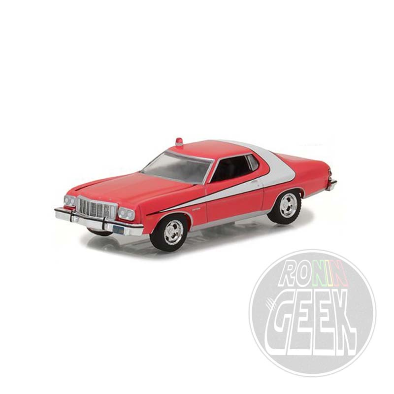 GREENLIGHT COLLECTIBLES Starsky & Hutch - Ford Gran Torino 1976 1/64