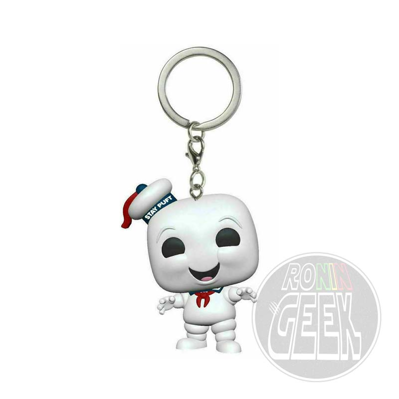 FUNKO POP! Keychain: Ghostbusters - Stay Puft