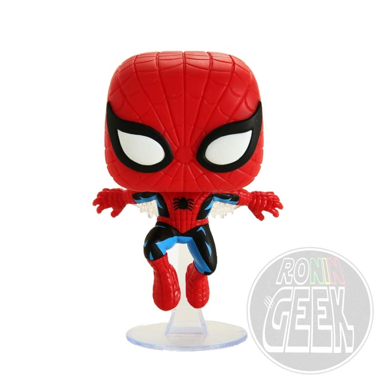 FUNKO POP! Marvel 80th - Spider-Man (First Appearance)