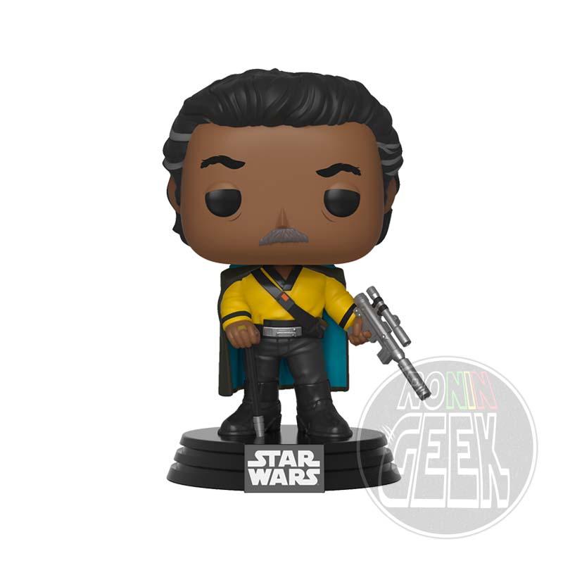 FUNKO POP! Star Wars: The Rise of Skywalker - Lando Calrissian