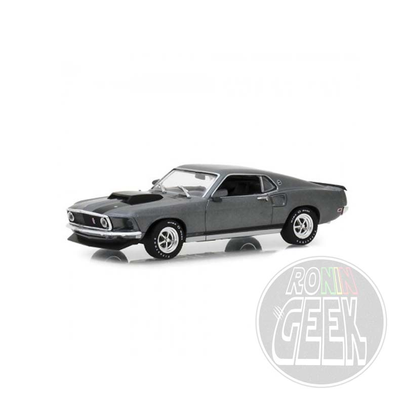 GREENLIGHT COLLECTIBLES John Wick - 1969 Ford Mustang BOSS 429 1:64
