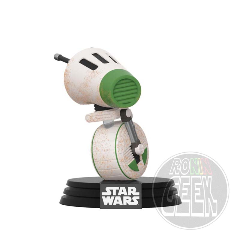 FUNKO POP! Star Wars: The Rise of Skywalker - D-O